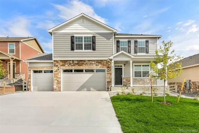 10469 N Crescent Street, Firestone, CO 80504 (MLS #7822770) :: 8z Real Estate