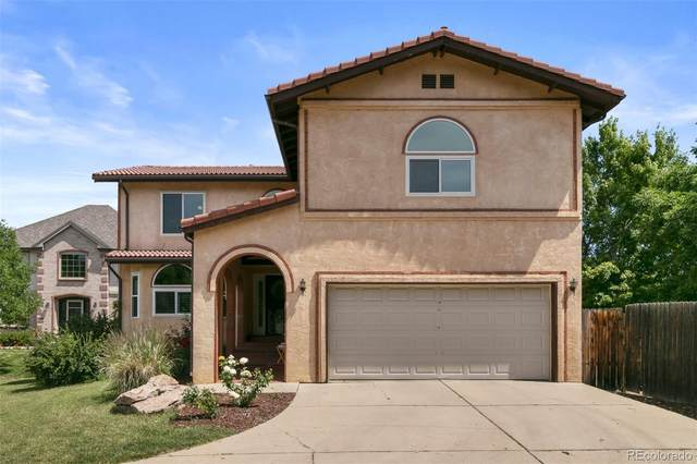 3830 Quail Court, Wheat Ridge, CO 80033 (#7822818) :: The HomeSmiths Team - Keller Williams
