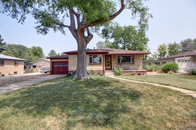 460 S Marshall Street, Lakewood, CO 80226 (#7822919) :: The HomeSmiths Team - Keller Williams