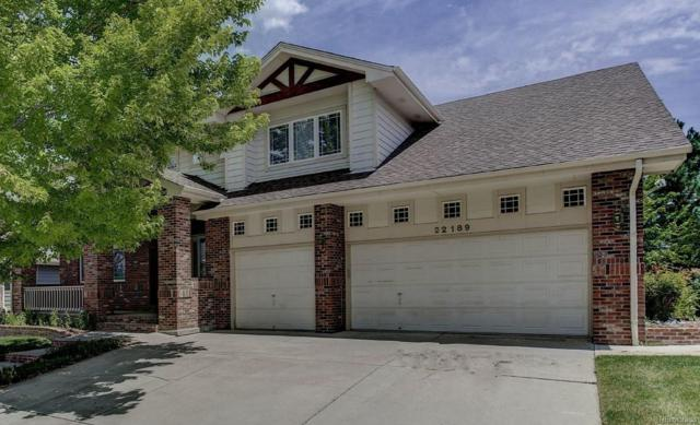 22189 E Costilla Drive, Aurora, CO 80016 (#7823023) :: The Tamborra Team