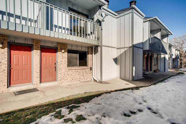 536 Vance Street, Lakewood, CO 80226 (#7823128) :: 5281 Exclusive Homes Realty
