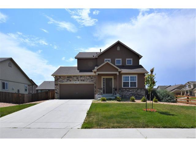 8421 Raspberry Drive, Frederick, CO 80504 (MLS #7823139) :: 8z Real Estate