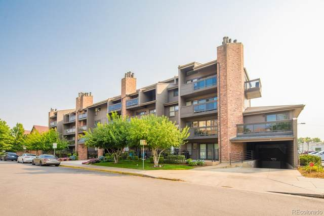 350 Detroit Street #203, Denver, CO 80206 (MLS #7823265) :: Keller Williams Realty