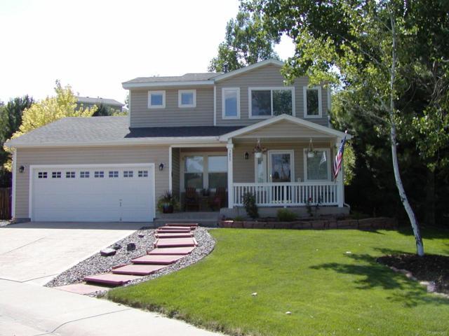 7495 Eagle Rock Drive, Littleton, CO 80125 (#7823420) :: The HomeSmiths Team - Keller Williams