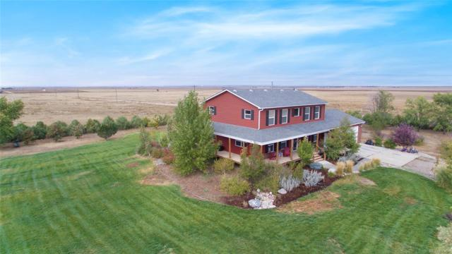 39566 County Road 84, Briggsdale, CO 80611 (MLS #7823526) :: 8z Real Estate