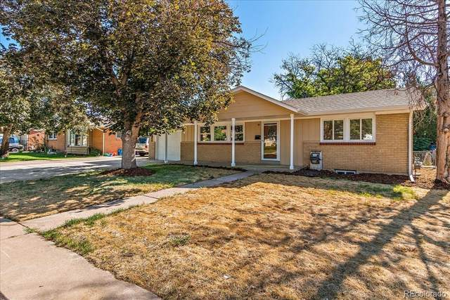 1638 S Raleigh Street, Denver, CO 80219 (MLS #7823645) :: Kittle Real Estate