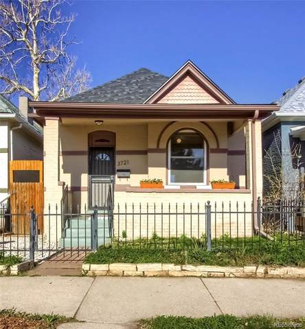 3721 N Gilpin Street, Denver, CO 80205 (#7823667) :: Berkshire Hathaway HomeServices Innovative Real Estate