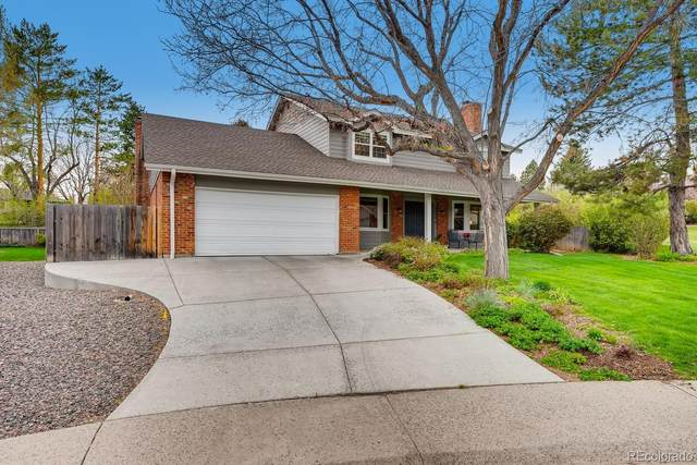 3834 E Long Place, Centennial, CO 80122 (MLS #7824077) :: 8z Real Estate