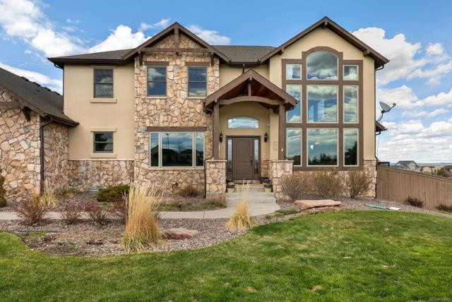 7275 Upton Court, Castle Rock, CO 80104 (#7824146) :: The HomeSmiths Team - Keller Williams