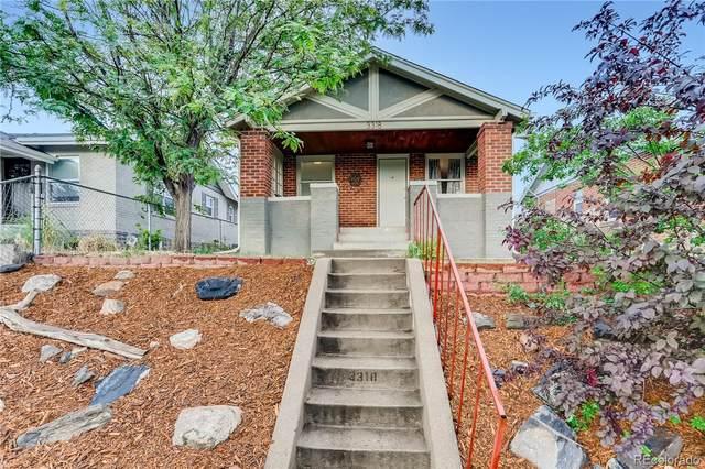 3318 N Steele Street, Denver, CO 80205 (MLS #7824301) :: Clare Day with Keller Williams Advantage Realty LLC