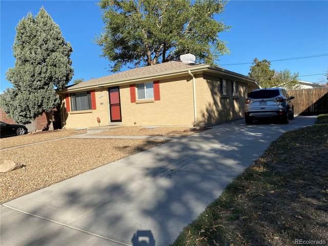3024 Carson Street, Aurora, CO 80011 (#7824673) :: HomeSmart Realty Group