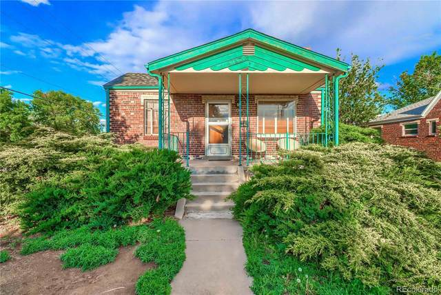 200 S Dale Court, Denver, CO 80219 (#7824819) :: HomeSmart Realty Group