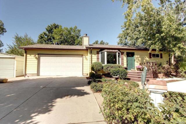 8531 S Ammons Street, Littleton, CO 80218 (#7824910) :: Sellstate Realty Pros