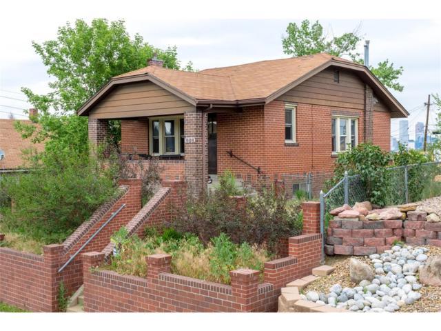 760 Julian Street, Denver, CO 80204 (MLS #7825071) :: 8z Real Estate