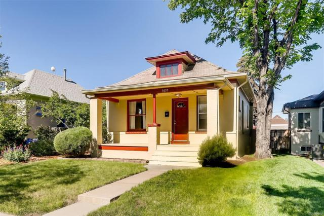 3037 N Vine Street, Denver, CO 80205 (#7825117) :: milehimodern