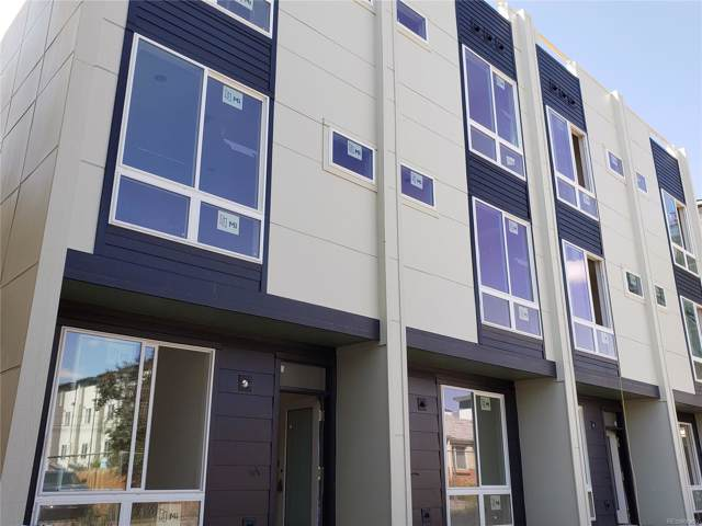 1642 Julian Street #1, Denver, CO 80204 (#7825126) :: The Heyl Group at Keller Williams