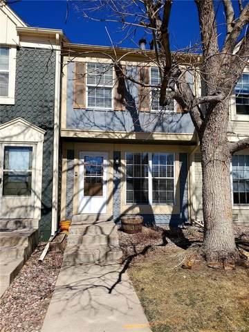 1699 S Trenton Street #90, Denver, CO 80231 (#7825147) :: The HomeSmiths Team - Keller Williams