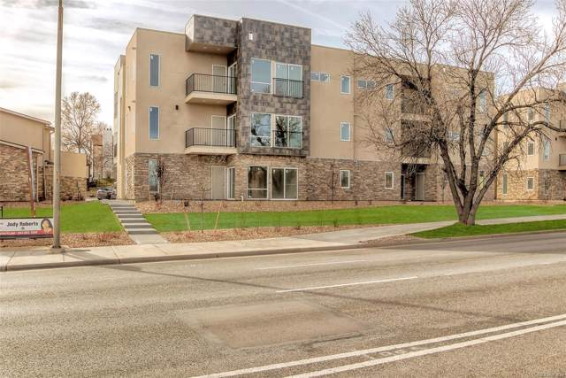 14936 E Hampden Avenue #201, Aurora, CO 80014 (MLS #7825183) :: 8z Real Estate
