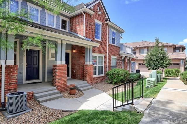 6714 S Winnipeg Circle #106, Aurora, CO 80016 (MLS #7825364) :: 8z Real Estate