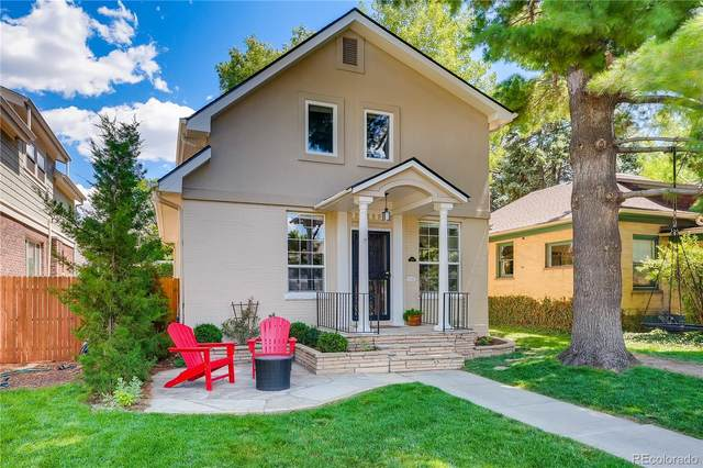1126 S Columbine Street, Denver, CO 80210 (#7825595) :: The DeGrood Team