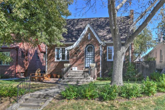 712 Harrison Street, Denver, CO 80206 (#7826204) :: Colorado Home Finder Realty