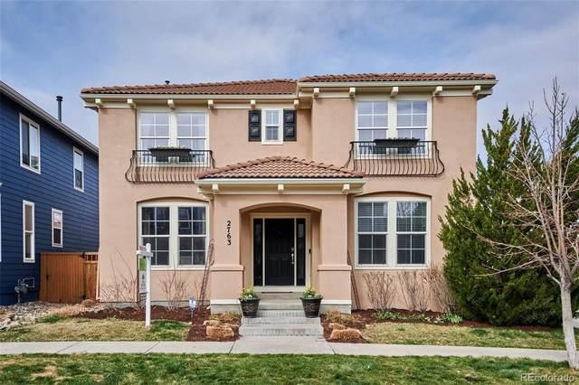 2763 Dayton Street, Denver, CO 80238 (#7826735) :: Colorado Home Finder Realty