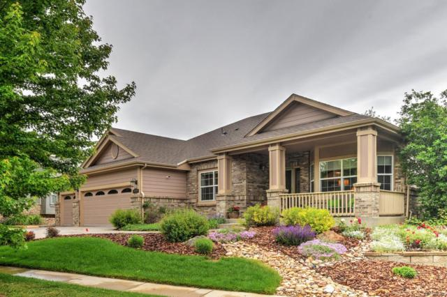 14198 Whitney Circle, Broomfield, CO 80023 (#7826955) :: The Peak Properties Group