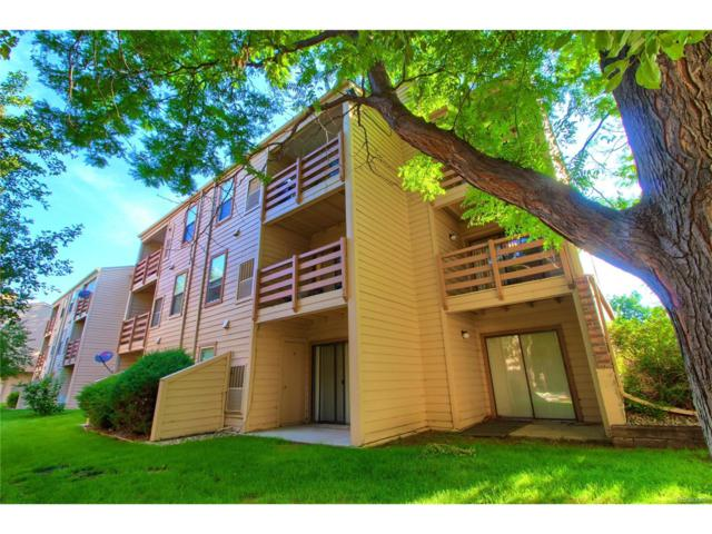 7665 E Eastman Avenue D201, Denver, CO 80231 (MLS #7827209) :: 8z Real Estate