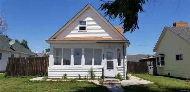 854 4th Street, Limon, CO 80828 (MLS #7827492) :: 8z Real Estate