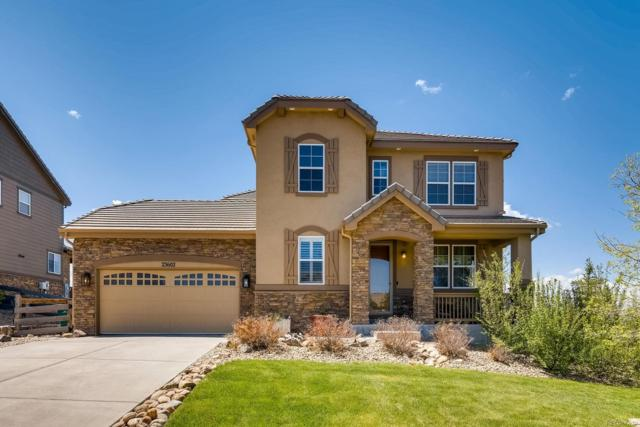 23602 E Briarwood Drive, Aurora, CO 80016 (#7827504) :: House Hunters Colorado