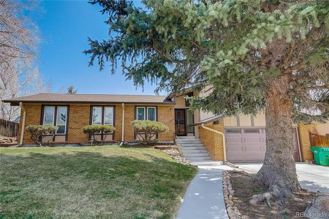 2530 S Garland Street, Lakewood, CO 80227 (#7827865) :: HomeSmart