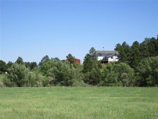 26904 County Road 13, Elizabeth, CO 80107 (MLS #7828205) :: 8z Real Estate