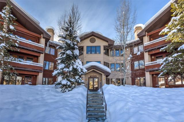 2920 Village Drive #2302, Steamboat Springs, CO 80487 (#7828292) :: The Galo Garrido Group