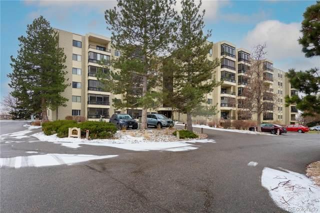 13850 E Marina Drive #102, Aurora, CO 80014 (MLS #7828308) :: 8z Real Estate