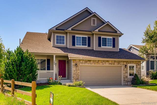 166 Laramie Court, Castle Rock, CO 80104 (#7828342) :: The DeGrood Team