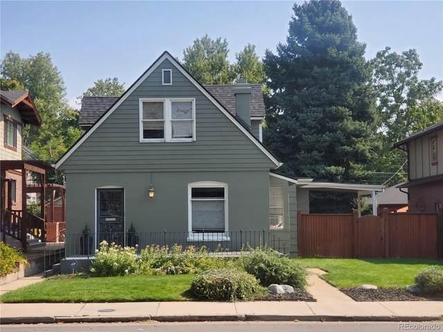 450 S Franklin Street, Denver, CO 80209 (#7828697) :: The Griffith Home Team