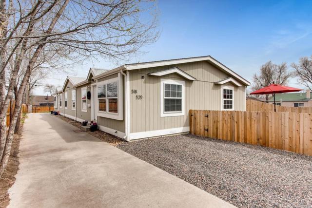518 S Raleigh Street, Denver, CO 80219 (#7828964) :: The Peak Properties Group
