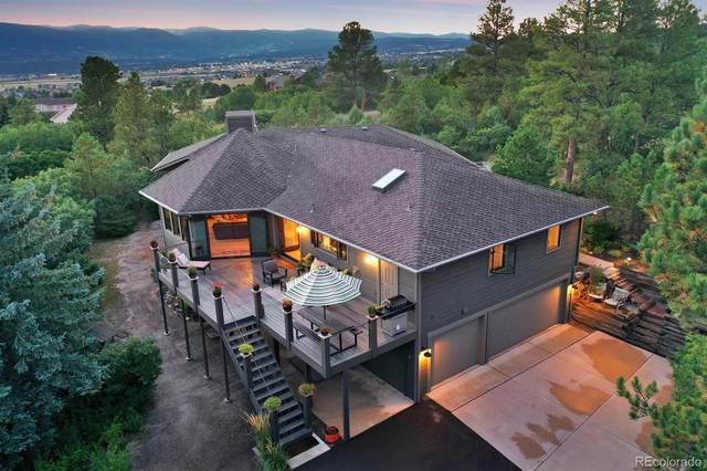 580 Silhouette Way, Monument, CO 80132 (#7829034) :: The HomeSmiths Team - Keller Williams