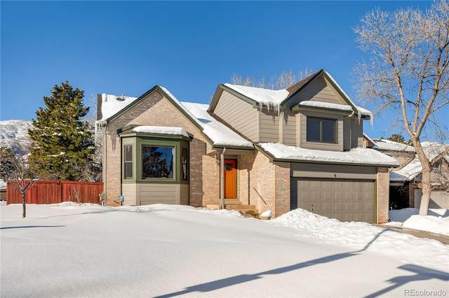 9 Yellow Locust, Littleton, CO 80127 (#7829430) :: Compass Colorado Realty