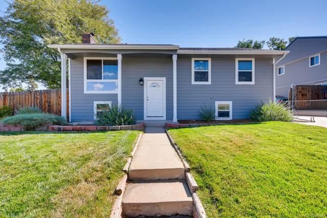 7680 Teller Street, Arvada, CO 80003 (MLS #7829508) :: 8z Real Estate