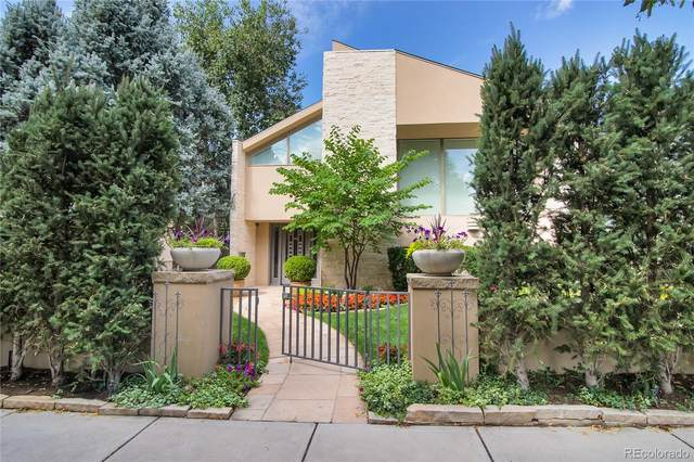 339 Saint Paul Street, Denver, CO 80206 (MLS #7829525) :: 8z Real Estate