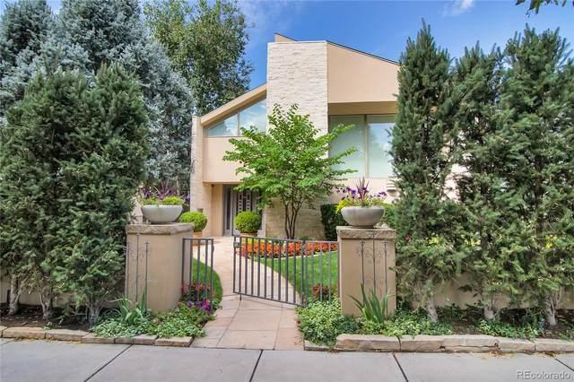 339 Saint Paul Street, Denver, CO 80206 (#7829525) :: Mile High Luxury Real Estate