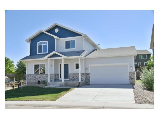 10380 Cherryvale Street, Firestone, CO 80504 (MLS #7829590) :: 8z Real Estate