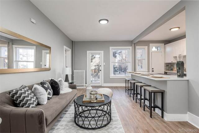 1376 Pearl Street #109, Denver, CO 80203 (#7829617) :: The Healey Group
