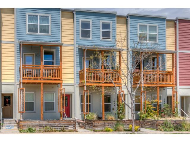 1633 Yarmouth Avenue #3, Boulder, CO 80304 (MLS #7829712) :: 8z Real Estate