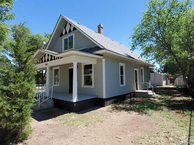 628 Elm Avenue, Las Animas, CO 81054 (MLS #7829752) :: Keller Williams Realty