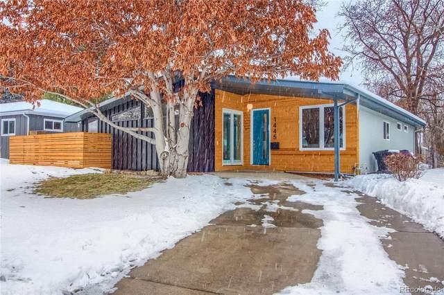 1445 S Grape Street, Denver, CO 80222 (MLS #7829974) :: Keller Williams Realty