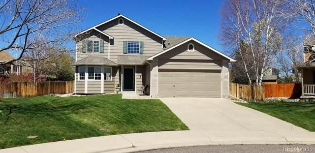 11317 W Crestline Place, Littleton, CO 80127 (#7830632) :: Berkshire Hathaway HomeServices Innovative Real Estate