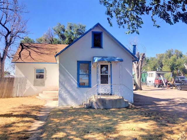 155 & 135 Indiana Avenue, Limon, CO 80828 (MLS #7830911) :: 8z Real Estate