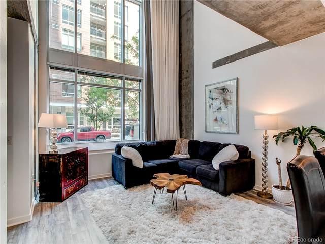 1700 Bassett Street #104, Denver, CO 80202 (#7831102) :: Venterra Real Estate LLC